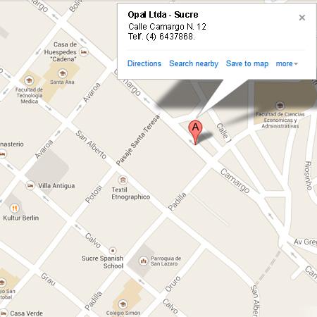 Opal Ltda. - Sucre