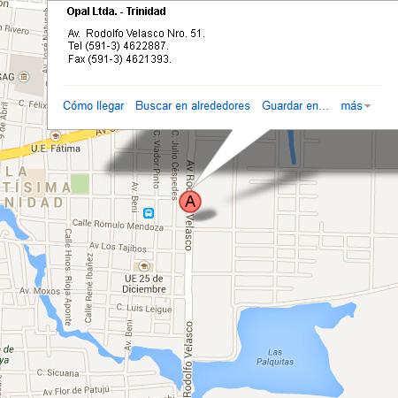 Opal Ltda. - Trinidad