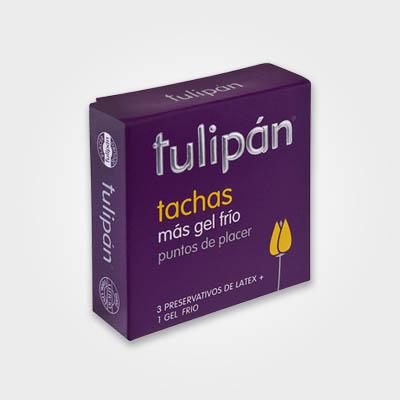 Tulipán - Tachas